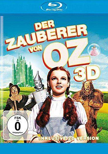 Zauberer von Oz Blu-ray Review Cover