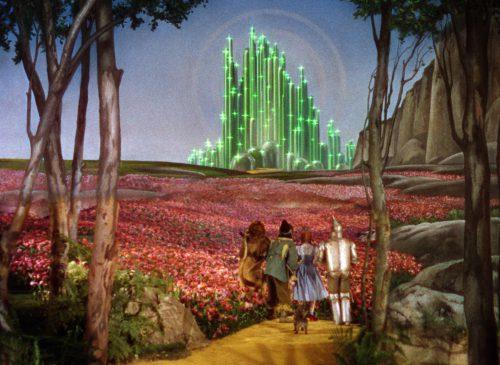 Zauberer von Oz Blu-ray Review Szene 2
