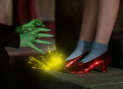 Zauberer von Oz Blu-ray Review Szene 3