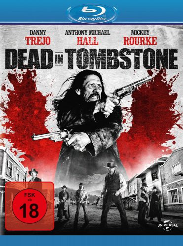 dead in tombstone Blu-ray Review Cover