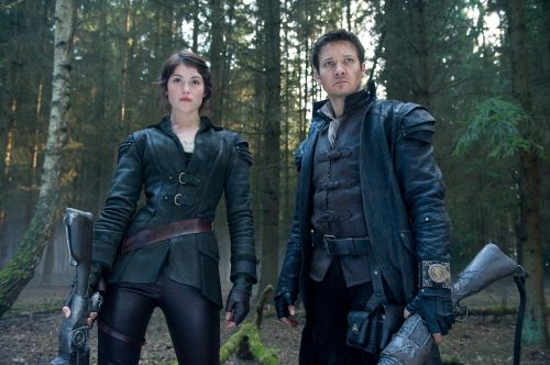 hänsel und gretel hexenjäger 3D Blu-ray Review Szene 1