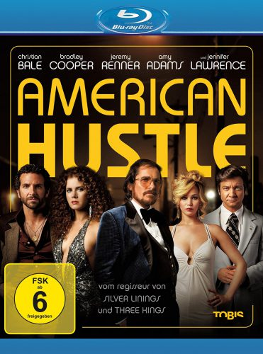 American Hustle Blu-ray Review Cover
