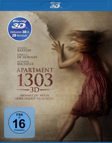 Apartment 1303 - Wohnst du noch oder stirbst du schon Blu-ray Review Cover