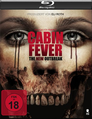 Cabin Fever - The New Outbreak Blu-ray Review Cover
