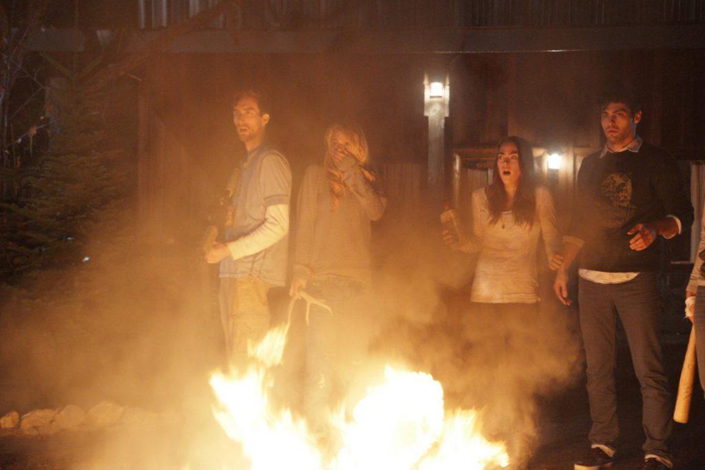 Cabin Fever - The New Outbreak Blu-ray Review Szene 3