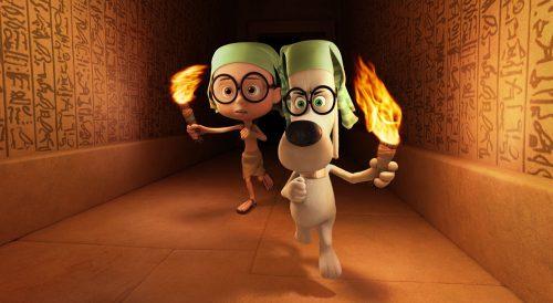 Die Abenteuer von Mr. Peabody & Sherman Blu-ray Review Szene 3