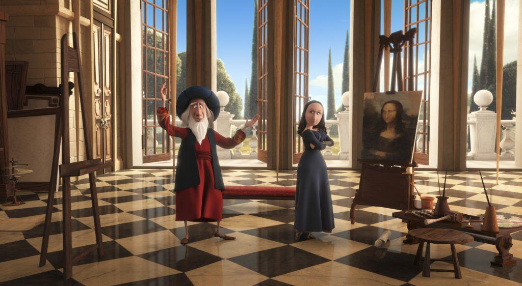 Die Abenteuer von Mr. Peabody & Sherman Blu-ray Review Szene 4