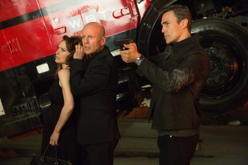 Precious Cargo - Never Steal from a Thief Blu-ray Review Szene 1