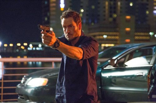 Precious Cargo - Never Steal from a Thief Blu-ray Review Szene 2