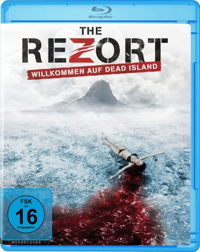 The Rezort - Willkommen auf Dead Island Blu-ray Review Cover