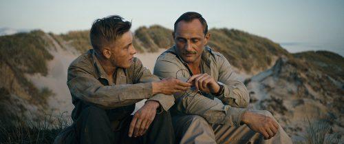 Unter dem Sand - Das Versprechen der Freiheit Blu-ray Review Szene 2