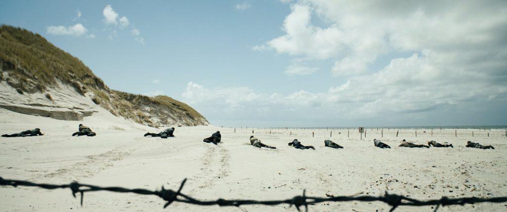 Unter dem Sand - Das Versprechen der Freiheit Blu-ray Review Szene 3