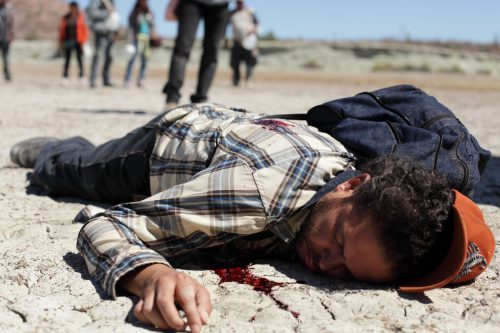 Desierto - Tödliche Hetzjagd Blu-ray Review Szene 3