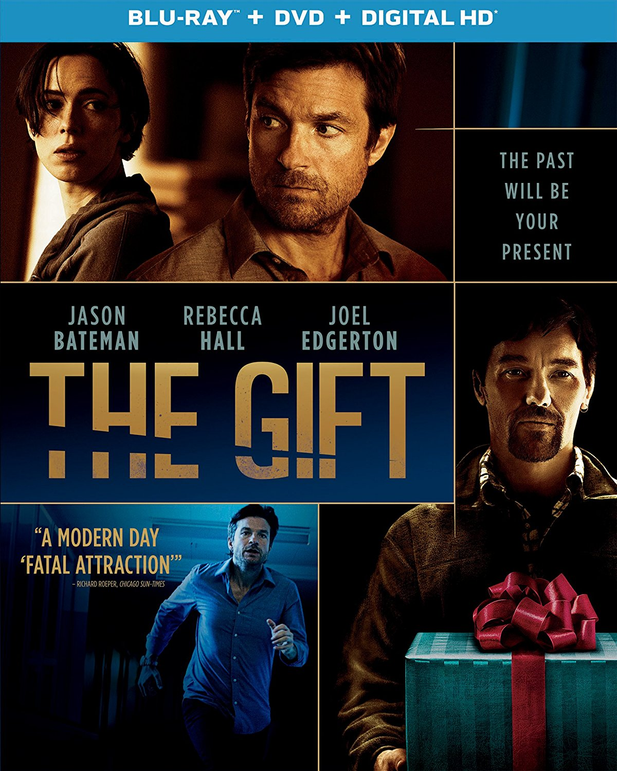The Gift Blu-ray Review, Rezension, Kritik, Bewertung, Joel Edgerton