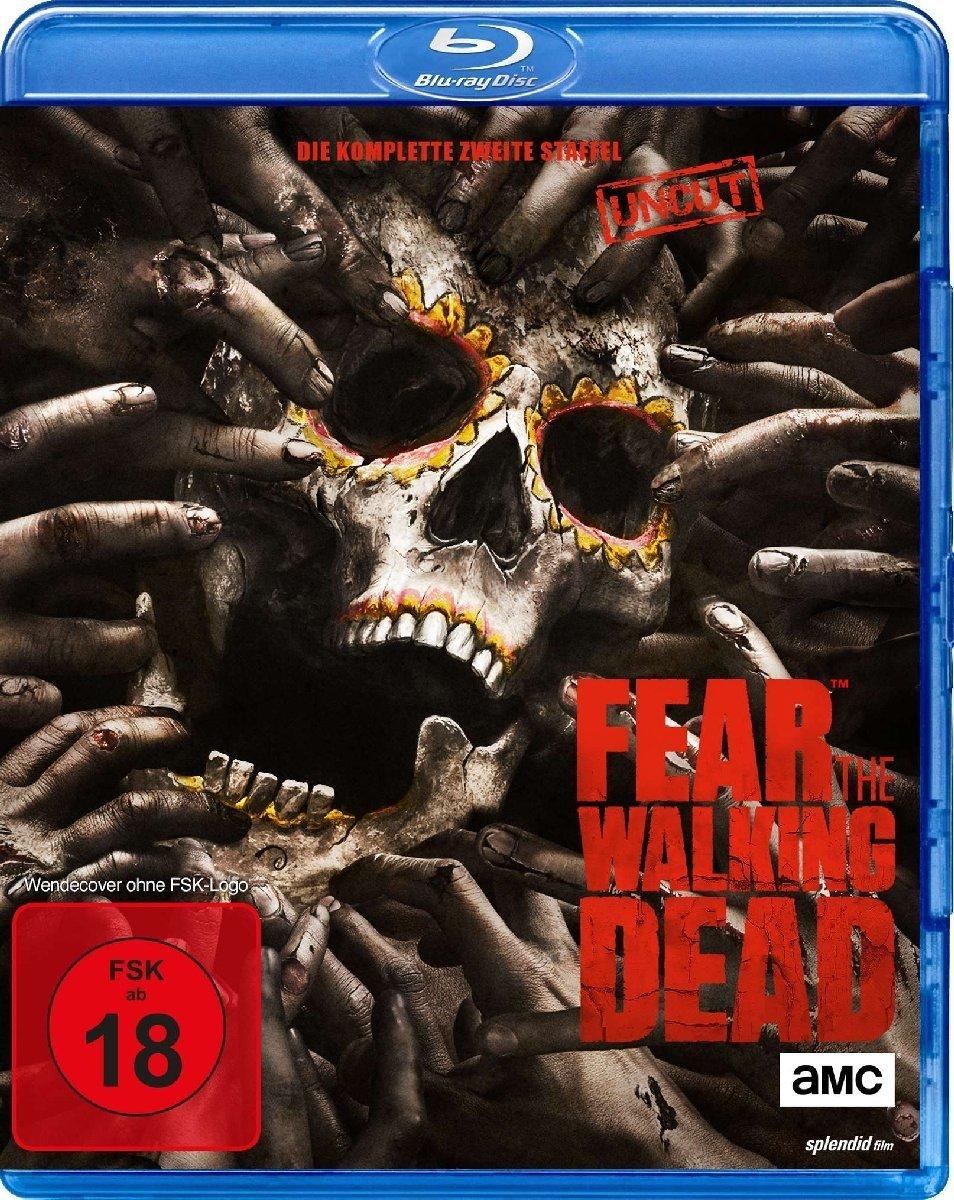 Fear The Walking Dead Season 2 Blu Ray Kritik Rezension Review