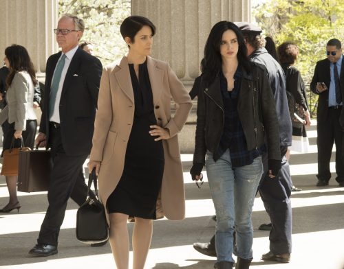 Jessica Jones Season 1 Blu-ray Review Szene 11