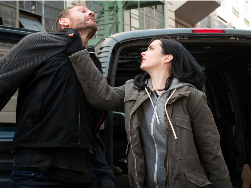 Jessica Jones Season 1 Blu-ray Review Szene 12