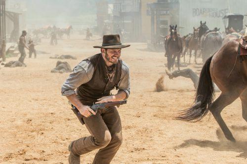 Die glorreichen Sieben 4K UHD Blu-ray Review Szene 2