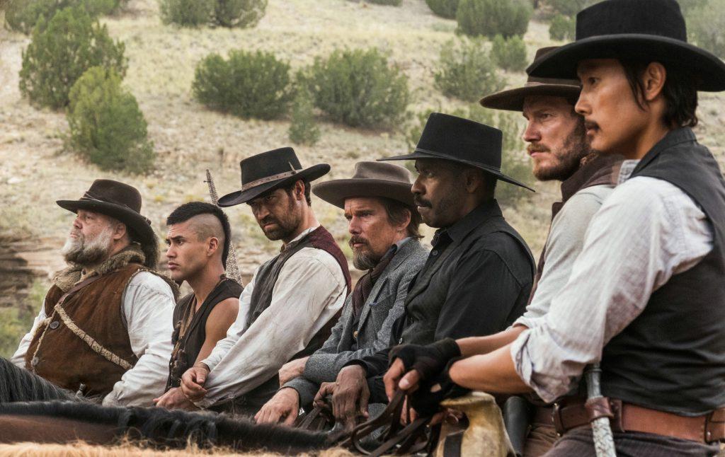 Die glorreichen Sieben 4K UHD Blu-ray Review Szene 7