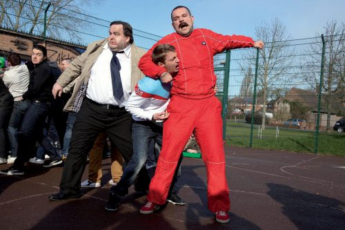 Hooligan Factory - Helden ohne Hirn und Tadel Blu-ray Review Szene 1