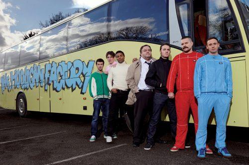 Hooligan Factory - Helden ohne Hirn und Tadel Blu-ray Review Szene 2