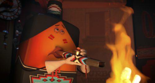 Sausage Party - Es geht um die Wurst Blu-ray Review Szene 5