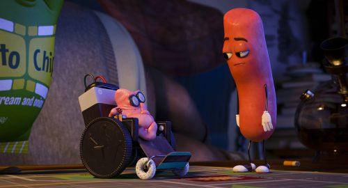 Sausage Party - Es geht um die Wurst Blu-ray Review Szene 8