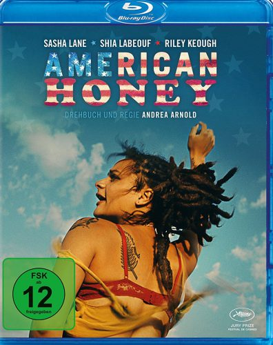 American Honey Blu-ray Review Cover