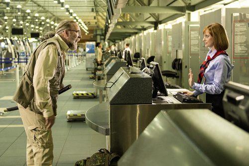 Army of One - Ein Mann auf göttlicher Mission Blu-ray Review Szene 2