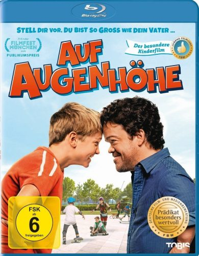 Auf Augenhöhe Blu-ray Review Cover