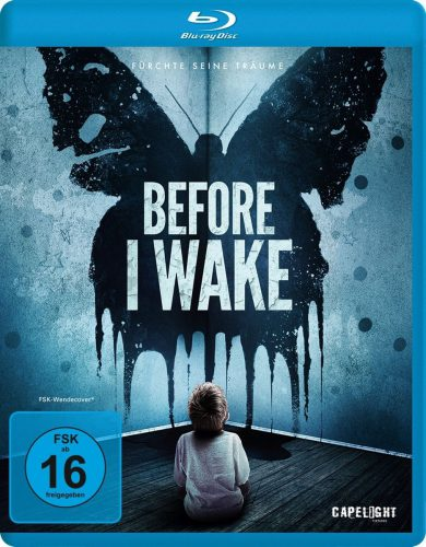 Before I Wake Blu-ray Review Cover