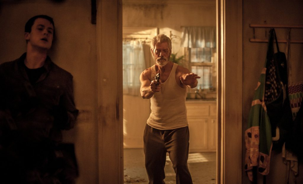 Don't Breathe Blu-ray Review Szene 6