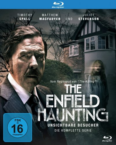 Enfield Haunting - Unsichtbare Besucher Blu-ray Review