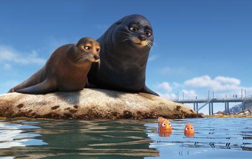 Findet Dorie 3D Blu-ray Review Szene 4