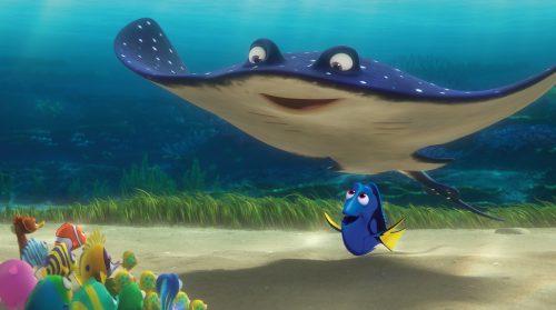 Findet Dorie 3D Blu-ray Review Szene 5
