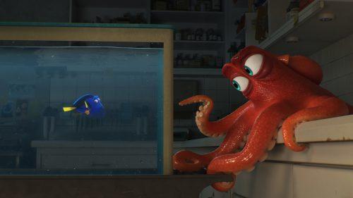 Findet Dorie 3D Blu-ray Review Szene 6