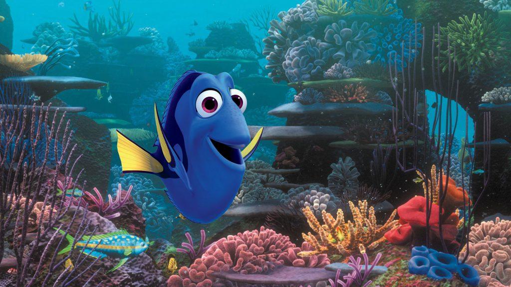 Findet Dorie 3D Blu-ray Review Szene 9