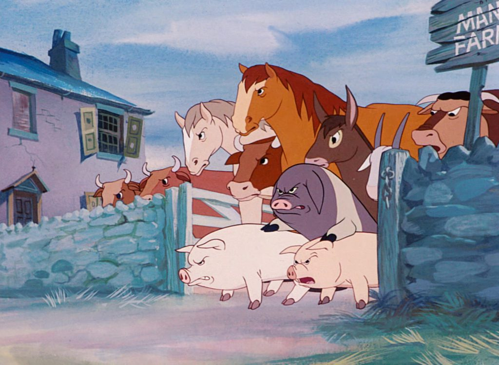 George Orwells Animal Farm Blu-ray Review Szene 4