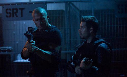 Gridlocked - In der Schusslinie Blu-ray Review Szene 2
