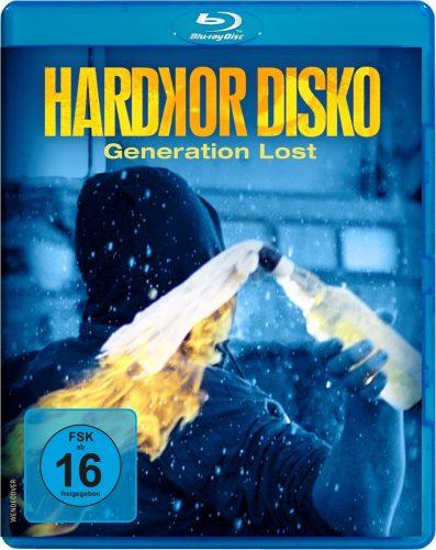 Hardkor Disko - Generation Lost Blu-ray Review Cover