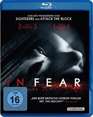 In Fear Blu-ray Review Cover