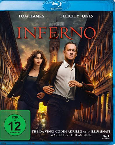 Inferno Blu-ray Review Cover