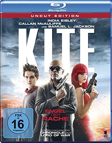 Kite - Engel der Rache Blu-ray Review Cover