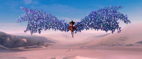 Kubo - Der tapfere Samurai Blu-ray Review Szene 2