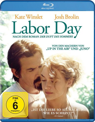 Labor Day Blu-ray Review Cover