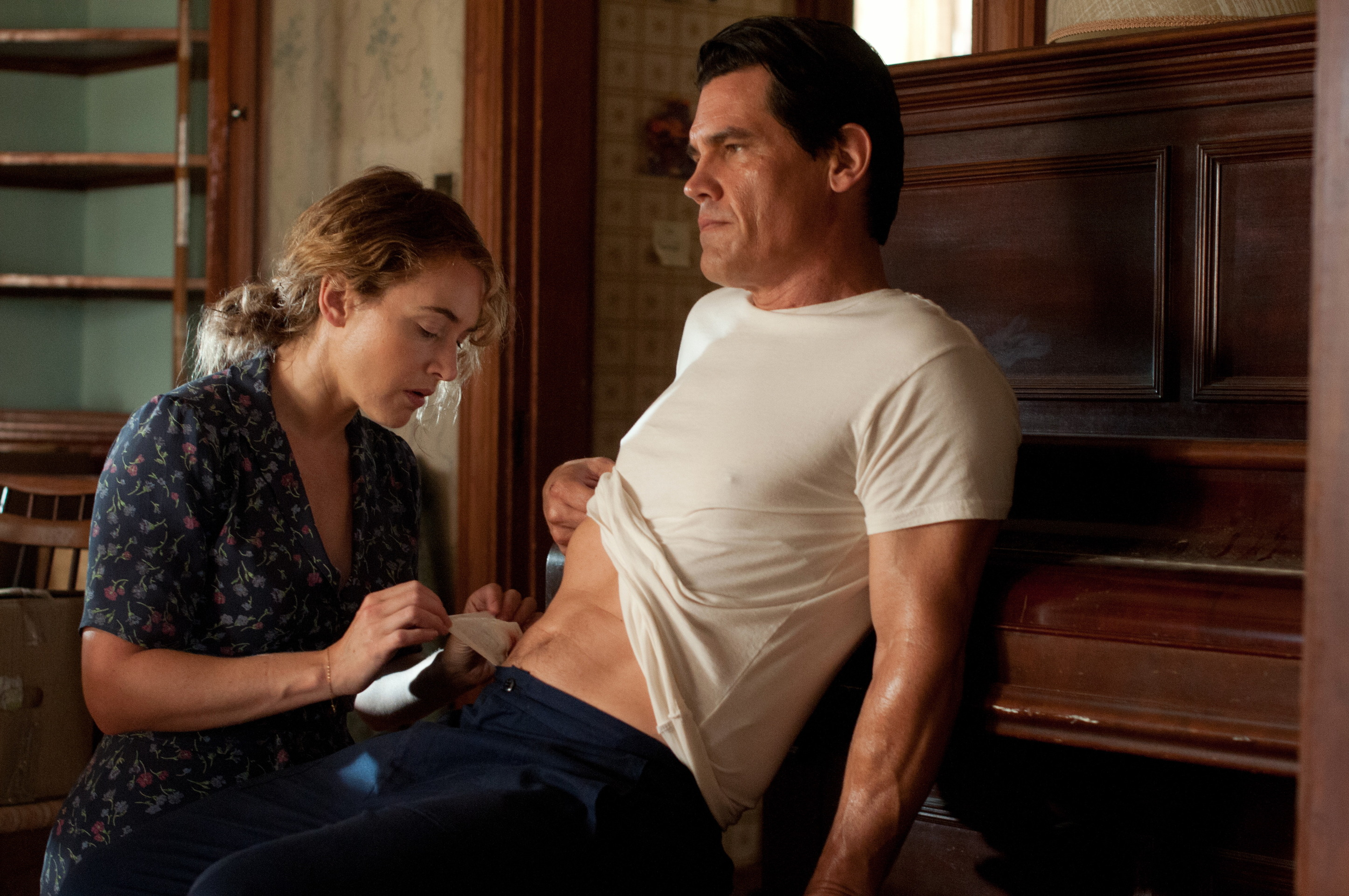 Labor Day Blu Ray Review Rezension Kritik Josh Brolin Kate Winslet