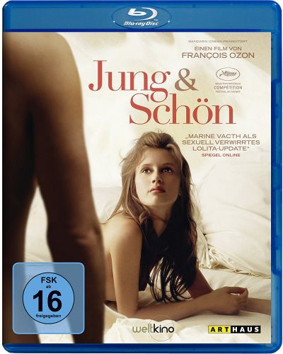 Lest das Blu-ray Review zu Jung & Schön Cover