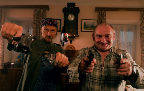 Schweinskopf al dente Blu-ray Review Szenenbild 4