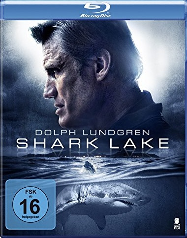 Shark Lake Blu-ray Review Cover