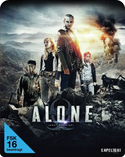 Alone Blu-ray Review Cover